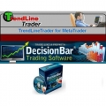 TrendLineTrader for Mt4,ninja trader,Decision Bar and 4X Cash Compounder