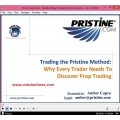 Advantages of a prop trader by Pristine(BONUS Winning-Profitable-Forex-System)