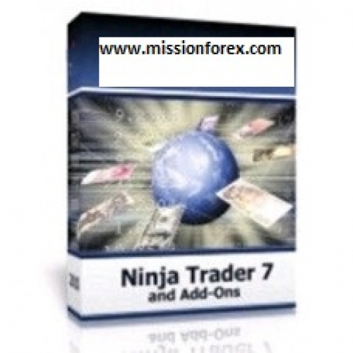 NINJA TRADER MEGAPACK(NinjaTrader Software Add On)