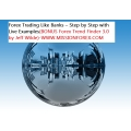 Forex Trading Like Banks – Step by Step with Live Examples(BONUS Forex Trend Finder 3.0 by Jeff Wilde)