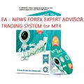 EA - NEWS FOREX EXPERT ADVISOR=TRADING SYSTEM for MT4