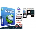 INTERNET DOWNLOAD MANAGER IDM 6.38 Build 7 (Can Update) Lifetime 100% Working