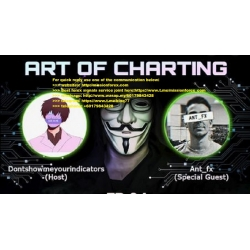 Art of Charting A Complete Guide for Day Traders and Swing Traders of Forex, Futures, Stock and Cryptocurrency Markets (Total size: 7.25 GB Contains: 10 files)