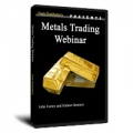 Metals Webinar DVD by John Carter and Hubert Senters (Enjoy Free BONUS CTI Trading Indicator)