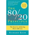 The 80/20 Principle The Secret to Achieving More with Less by Richard Koch (Total size: 507.9 MB Contains: 2 files)