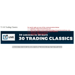 T3 30 Trading Classics – Forex, Commodity and Stocks