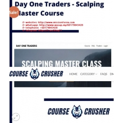 Video Course - Day One Trader Scalping Masterclass(SEE 1 MORE Unbelievable BONUS INSIDE!) YTC Price Action ALL CHAPTERS