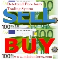 Detetrend Price forex Trading System
