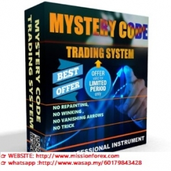 FX Mystery Code System - simplicity and profitability(SEE 1 MORE Unbelievable BONUS INSIDE!!WinProfit80 - up to 80% of profitable trades)