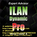 ILan Dynamic Pro EA Unlimited MT4 System Metatrader4 Expert Forex Robot Trading