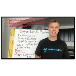Jason Wardrop – Buyer Leads Mastery