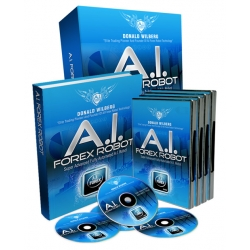 Forex AI Autotrader v4.0 - forex expert advisor automated trading system