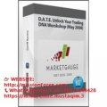 MarketGauge - Geoff Bysshe - D.A.T.E. Unlock Your Trading DNA Worskshop(Enjoy Free BONUS Accurate Scalper system-forex scalping strategy)