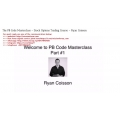 The PB Code Masterclass – Stock Options Trading Course – Ryan Coisson