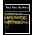 Peter Fader – VSA Course Trading Video (Enjoy Free BONUS T0pDog Trading Course complete and Intermediate level)