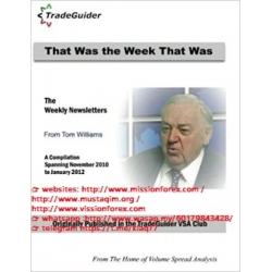 Williams, Tom williams tradeguider-That Was the Week That Was vol 1 to vol 4(originally published in the tradeguider vsa club)