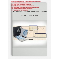 The Ultimate GANN Trading Course (Total size: 5.38 GB Contains: 7 files)