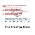 Precision Market The Trading Bible (Total size: 6.3 MB Contains: 4 files)