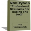 Mark Oryhon – Professional Strategies For Trading The DAX(Enjoy Free BONUS INSIDE)