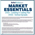 BetterTrades Market Essentials Trading Plan plus vertical Spreads