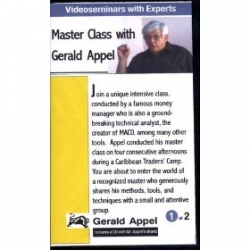 Master Class with Gerald Appel(Enjoy Free BONUS Risk doctor Options Trading The Hidden Reality)