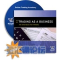 Trading as a Business CD - Trader Tax Strategies. Learn to keep your trading profits with this excellent new CD, co-produced by OTA and Traders Accounting